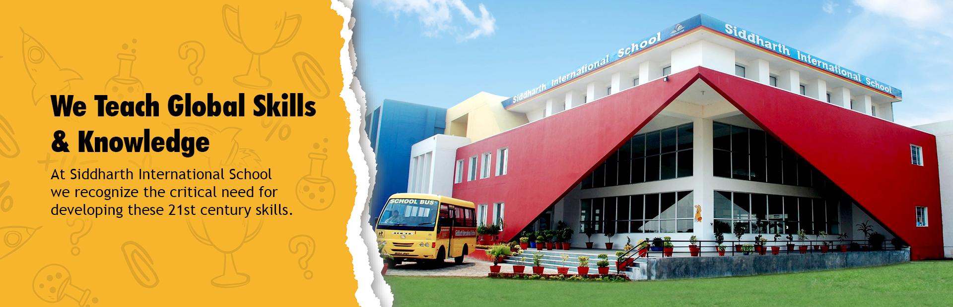 Siddharth International School, Hisar